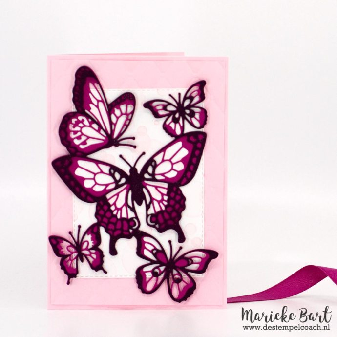 Butterfly Beauty Thinlits Dies by Stampin' Up!