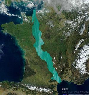 Le lac Tanganyika en France.