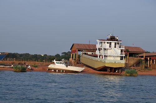 Port de Kigoma.