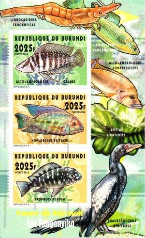 Faune et flore du Burundi