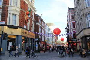 Jour 1 – Petite journée de vadrouille à Londres