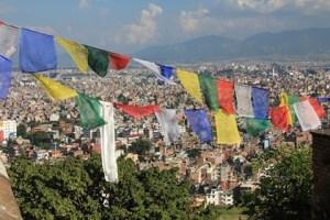 Jour 35 : Le stupa de Swayambhunath sur les hauteurs de Katmandou