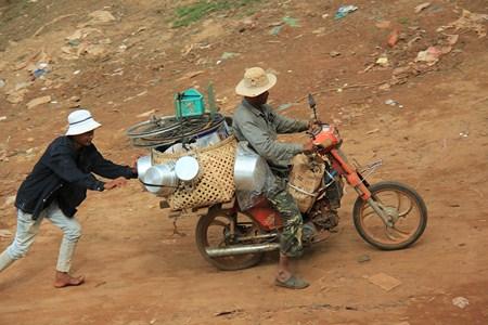 Jours 138 & 139 : Ban Lung et la province du Ratanakiri
