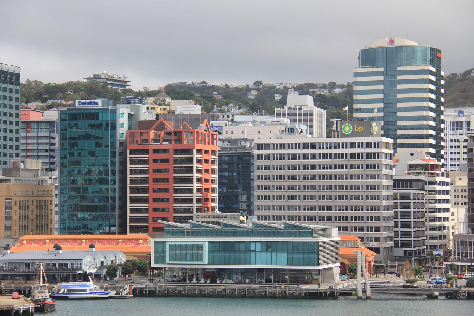Jour 220 : Traversée Picton-Wellington : en route pour l'île du nord !