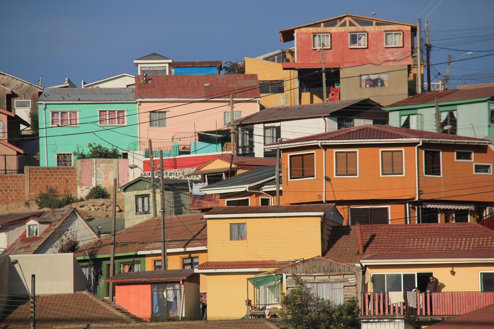 Jours 261 & 262 : On refait un petit tour à… Valparaiso !