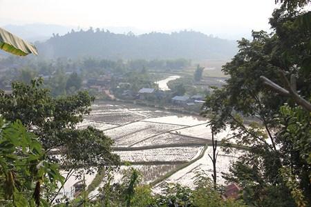 Jour 114 : Journée VTT aux alentours de Luang Namtha