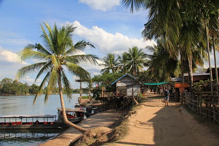 Jours 133 à 135 : Du repos à Don Det, sur les 4000 Îles !