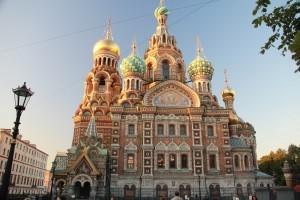 Jour 2 – On s'envole pour Saint-Pétersbourg !