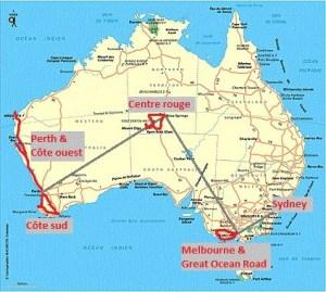Voyager en Australie