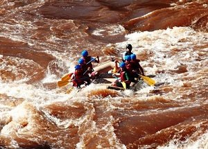 Rafting sur le Rio Fonce (source : colombie.travel)