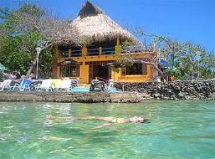 Isla del Pirata, une île de détente