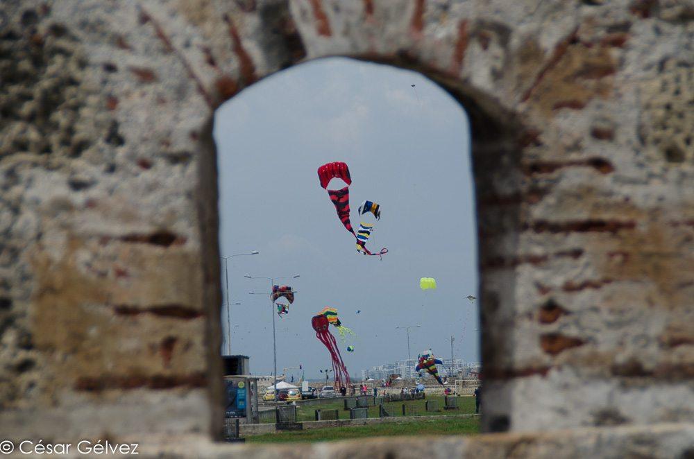 Le Festival du Vent et des Cerfs-Volants