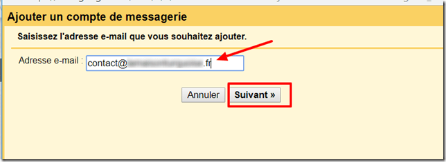 configurer gmail4
