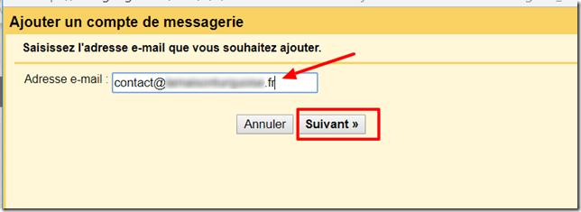 configurer gmail4