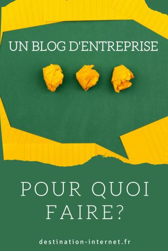 Lancer son blog: pour quoi faire?