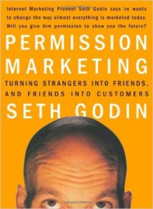 Permission marketing de Seth Godin