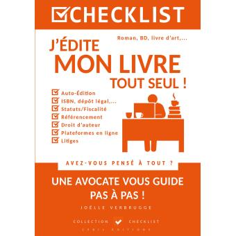 Collection « check-list » de Joëlle Verbrugge