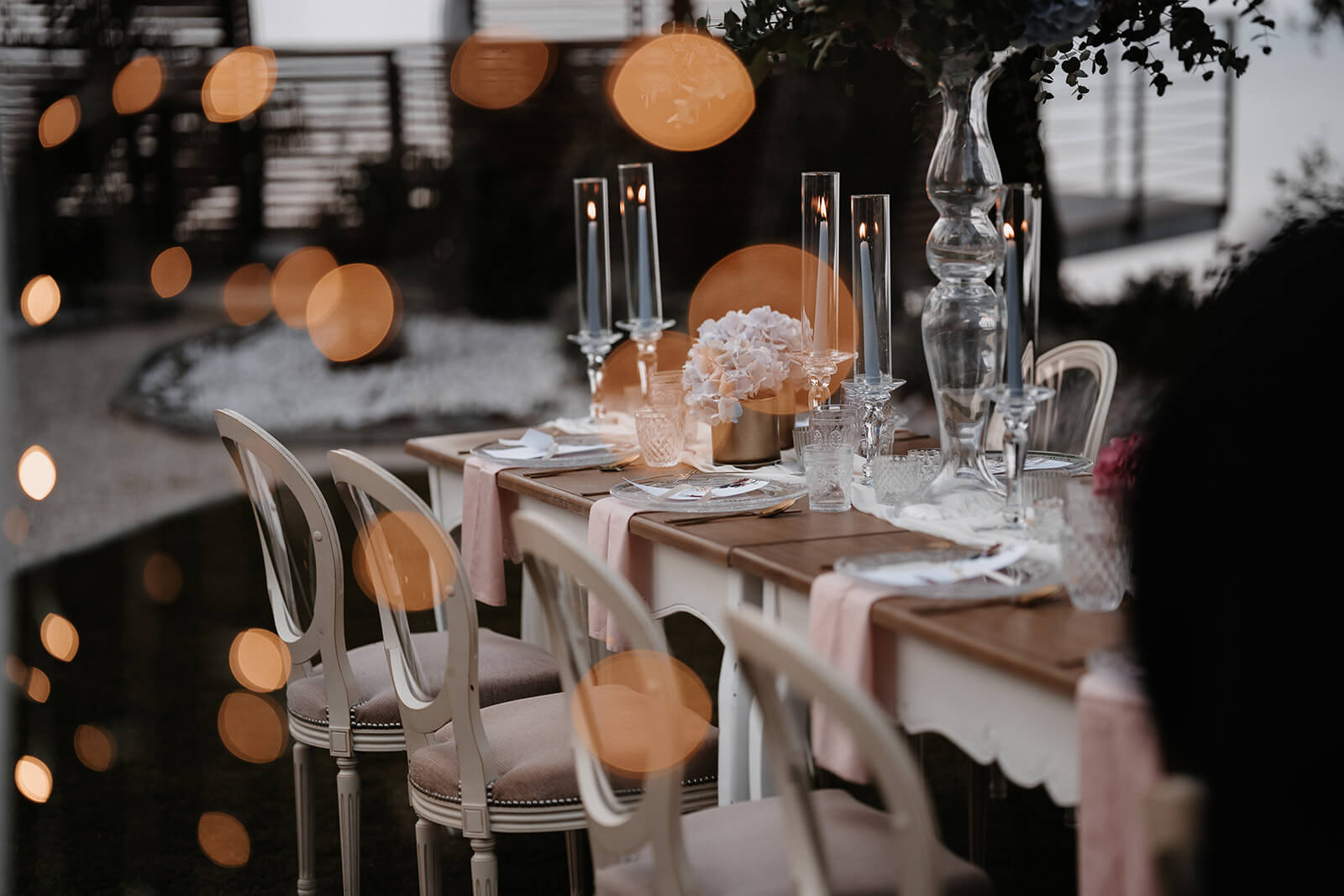 Summer dreaming styled shoot