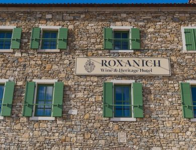 VENUE OF THE WEEK: ROXANICH WINE & HERITAGE HOTEL