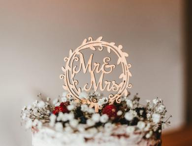 SINGLE SERVE WEDDING CAKES TREND