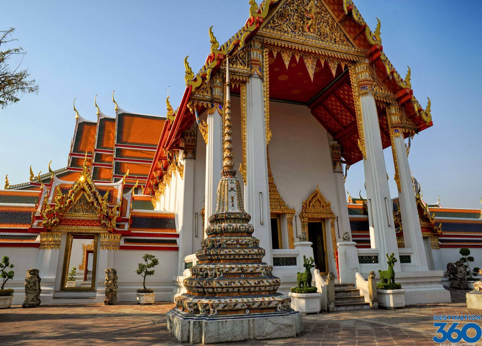 Way Temple Light