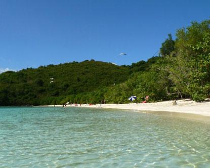 Maho Bay Maho Bay Beach