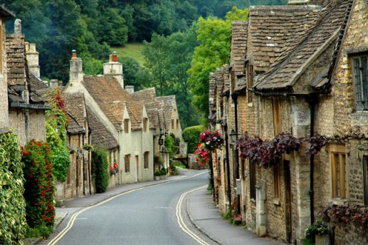 cotswold, england houses