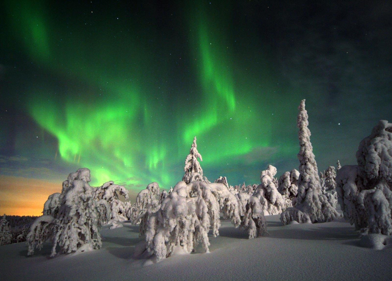 Lights Northern Tampere
