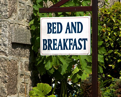 Ireland Bed and Breakfast - Ireland B&B - Bed and ...