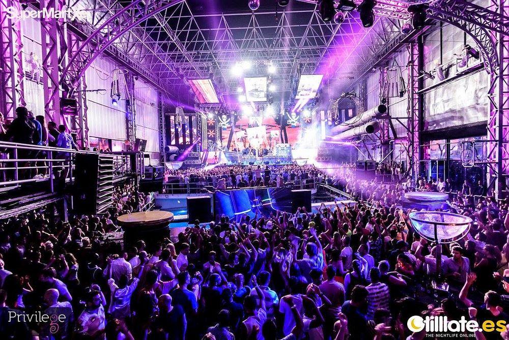 Privilege Ibiza Privilege Nightclub Largest Nightclub