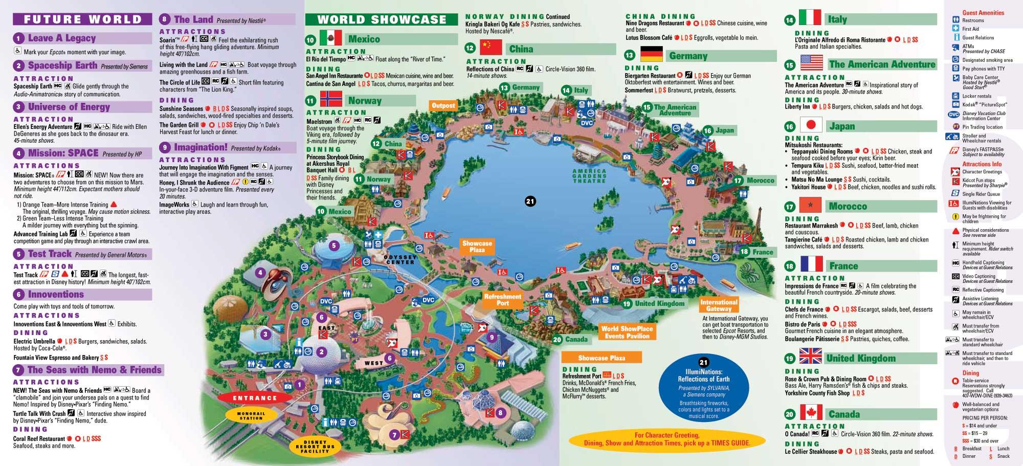 House Blues Orlando Map