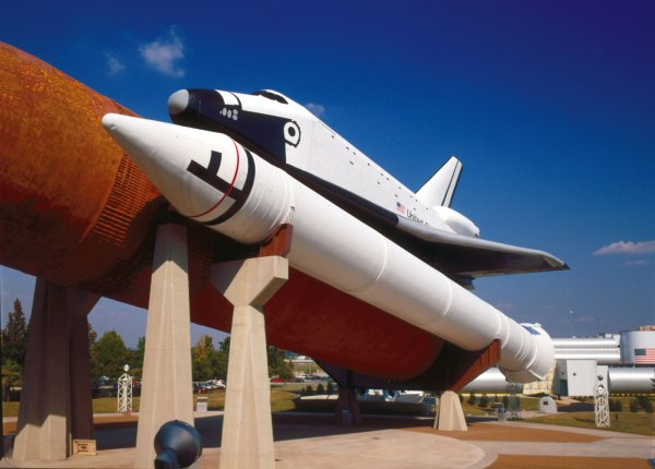 US Space and Rocket Center - Huntsville Space Museum