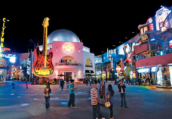 Los Angeles Attractions Things To Do In La Hollywood