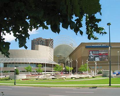 Denver Center for the Performing Arts - Denver Center for ...