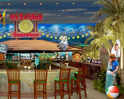 Margaritaville Casino Las Vegas