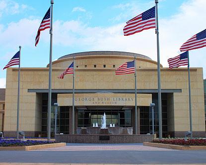 George W Bush Presidential Library