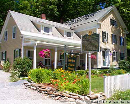 Vermont Bed and Breakfasts - Vermont B&B Inns
