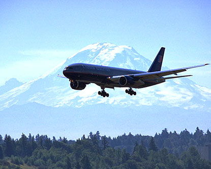 Washington State Flights Cheap Flights To Washington State