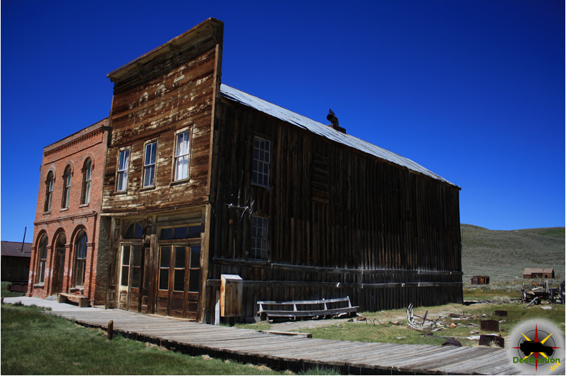 General Store still found in Bodie, California. Photograph by James L Rathbun
