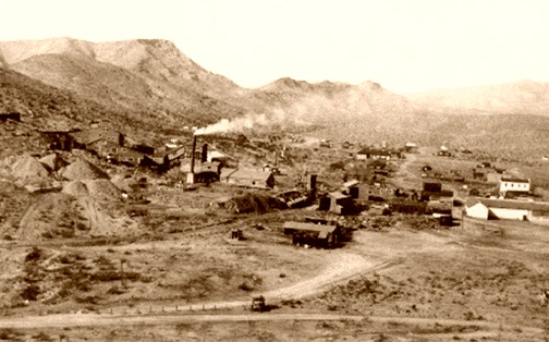Goodsprings, Nevada - 1924