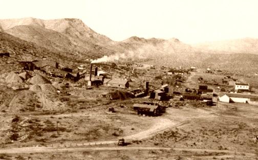 Goodsprings, Nevada - 1924