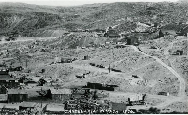 Candelaria, Nevada 1876