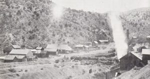 Pine Grove, Nevada - 1880s