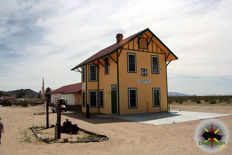 Goffs Schoolhouse, Mojave, CA