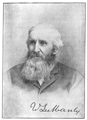 William Lewis Manly (April 6, 1820 – February 5, 1903)