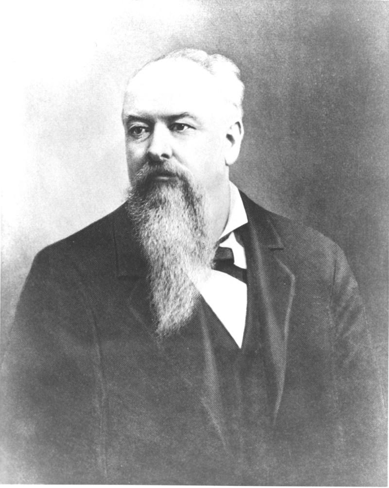 Senator John Percival Jones