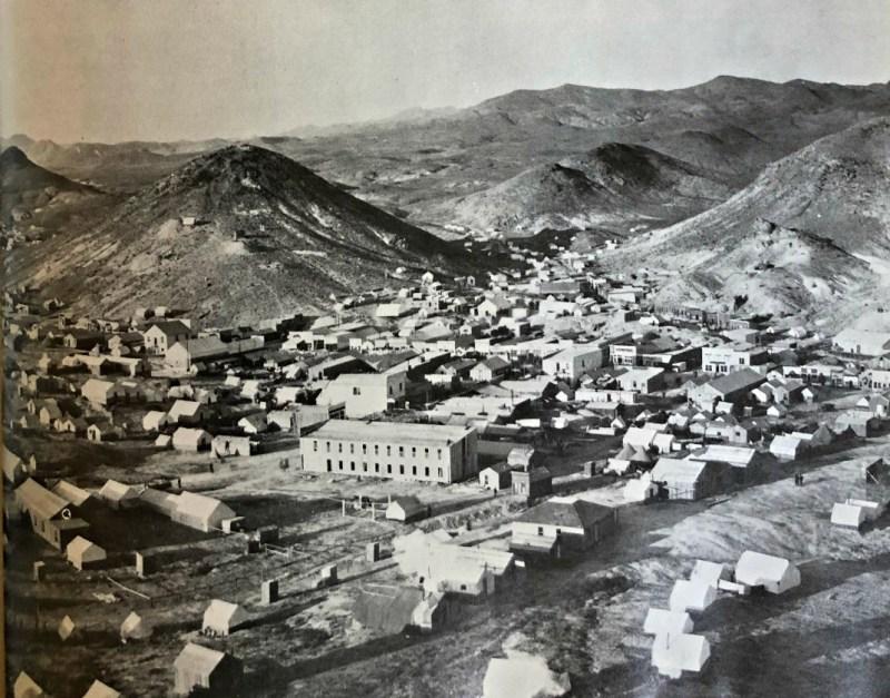 Rawhide, Nevada. 1908.