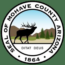 Mohave County Arizona Seal