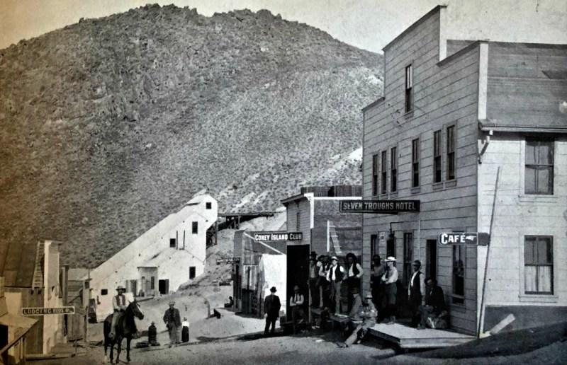 Seven Troughs Nevada 1907
