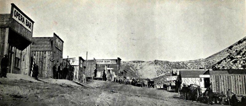 Lower Rochester, Nevada 1913
